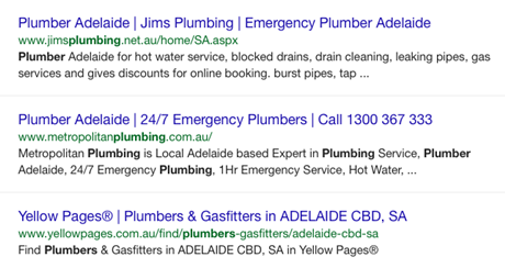 Search results plumber 2
