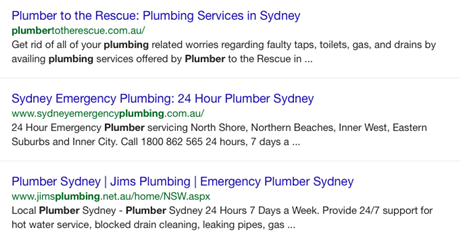 Search results plumber 1