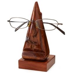 eyeglasses holder word nerd gift idea
