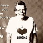 The books that writers are reading